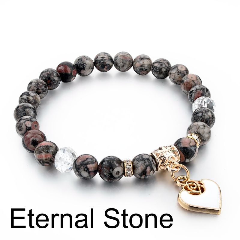 Natural Stone Bracelet From Crete